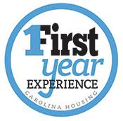 First Year Experience logo.